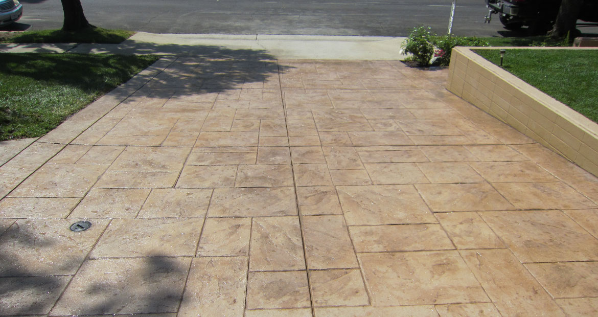 Remodel Me - Cement Driveway Remodeling Los Angeles After 3