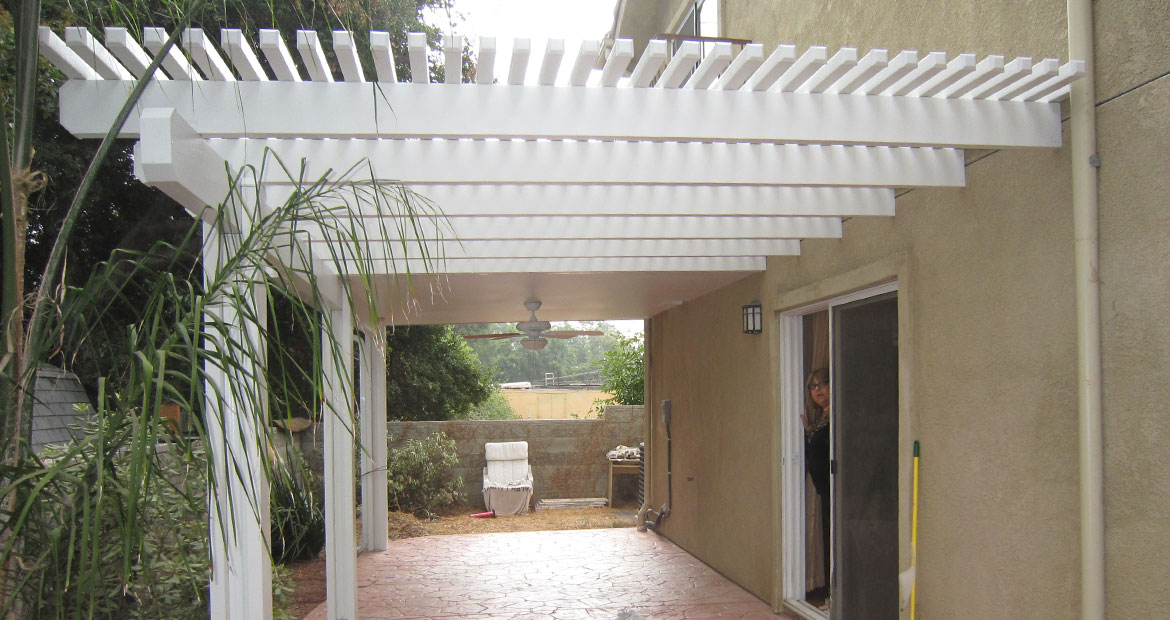 Remodel Me - Patio Cover Remodeling Los Angeles After 1
