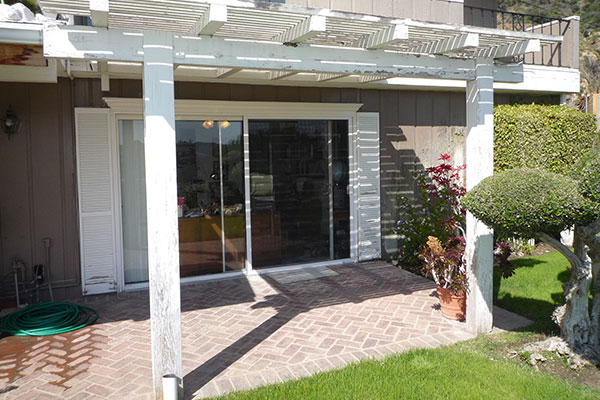 Remodel Me - Patio Cover Remodeling Los Angeles Before 3