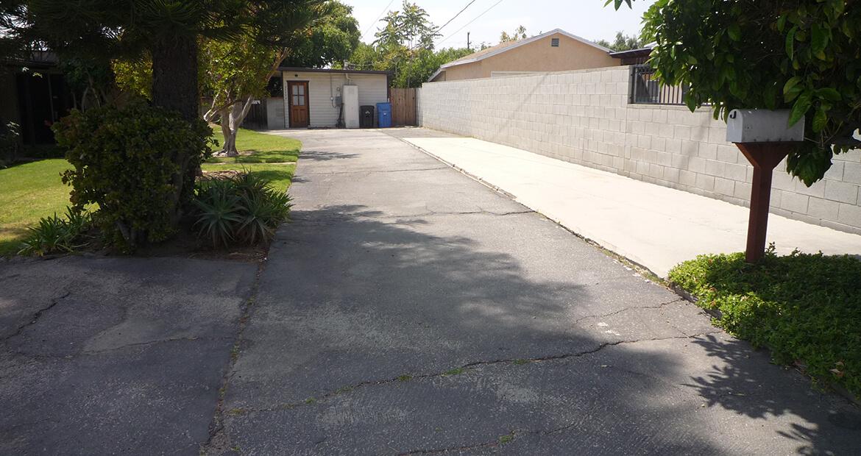 Remodel Me - Driveway Remodeling Los Angeles Before 4